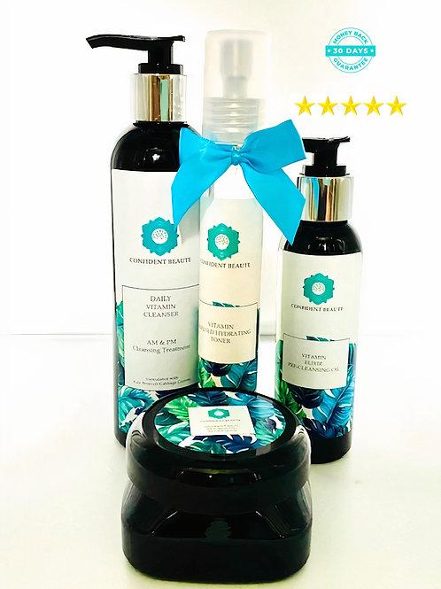 Healthy Skin Cleansing Set