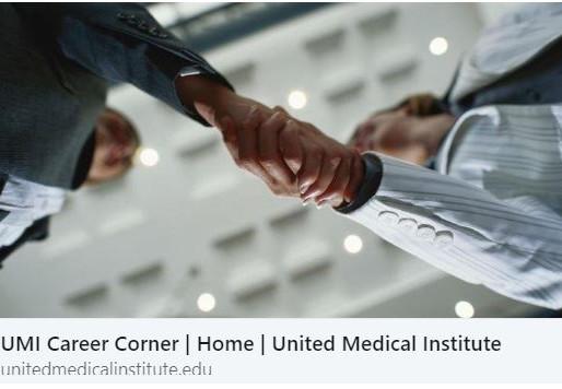 """UMI launched a public career forum - """"UMI Career Corner"""""""