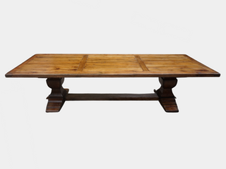 Walnut Monastery Dining table