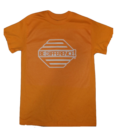 Be The Difference Logo (glow)