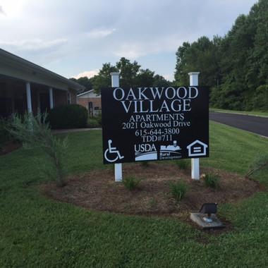 Oakwood Village Apartments, FL, 2017