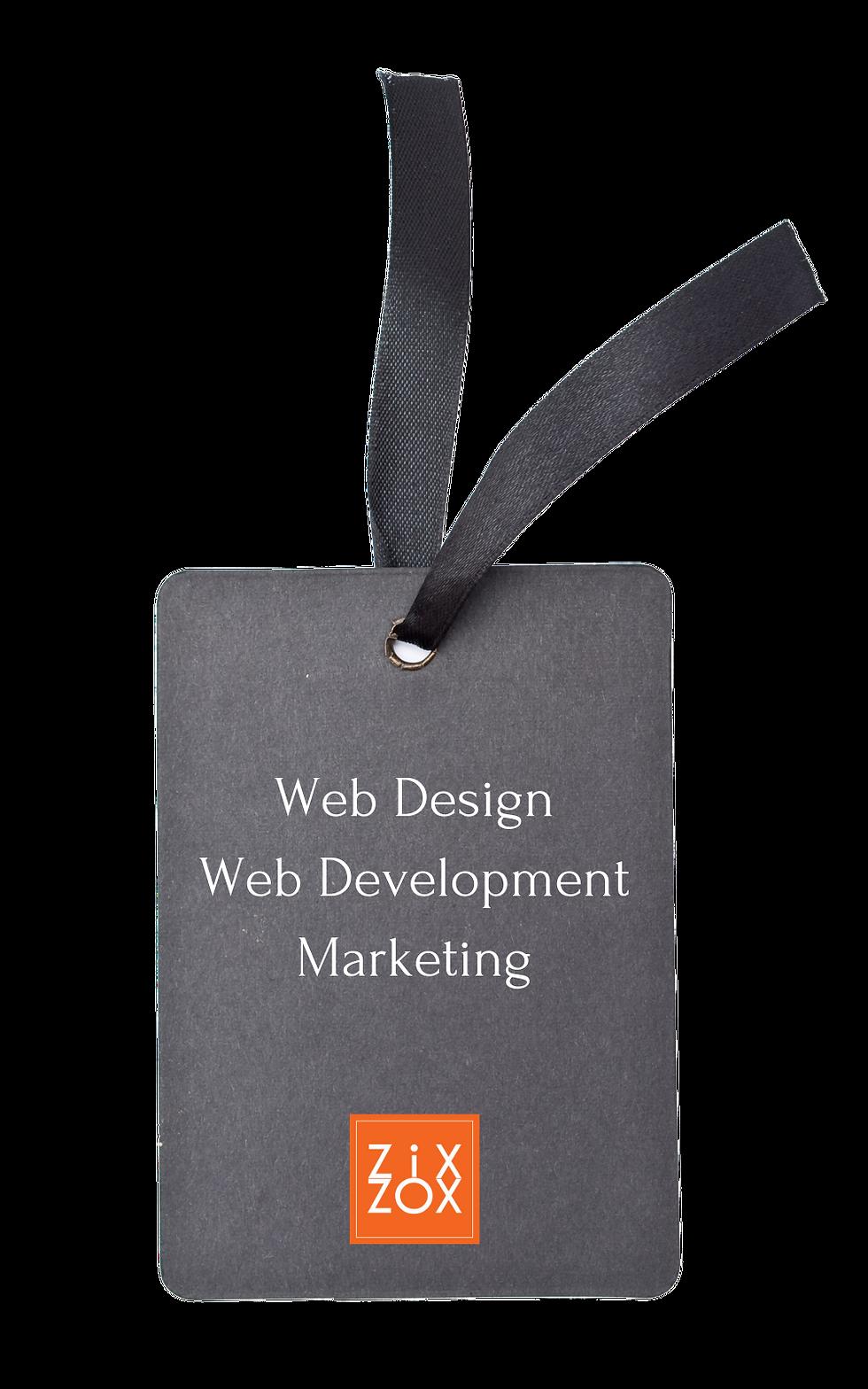 Web Design, Web Development Tag