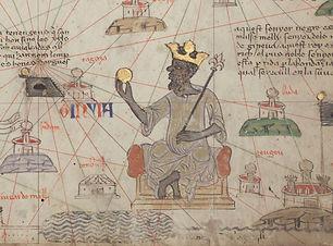 Thumbnail Mansa Musa 1375 Catalan Atlas
