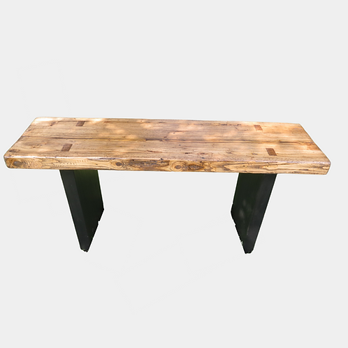 American Chestnut [extinct] Console Table
