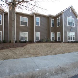 Jefferson Point Apartments, GA, 2016