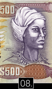 Black Women On Money