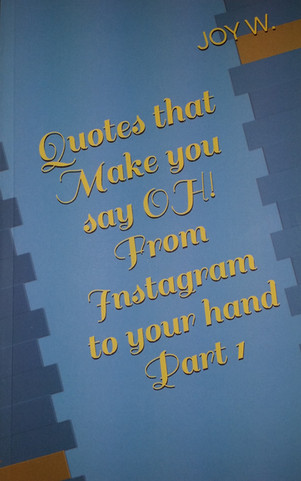 Quotes That Make you Say OH! part 1