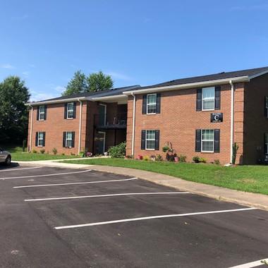 Belmont Lodge, TN, 2018