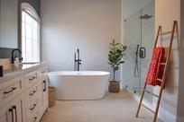 Mster bathroom