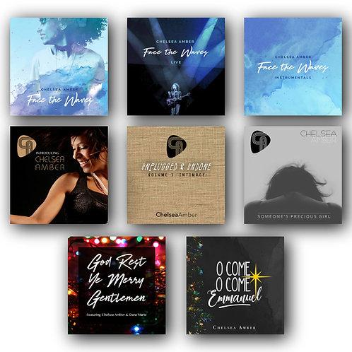 The Full Music Catalog! - Digital Bundle