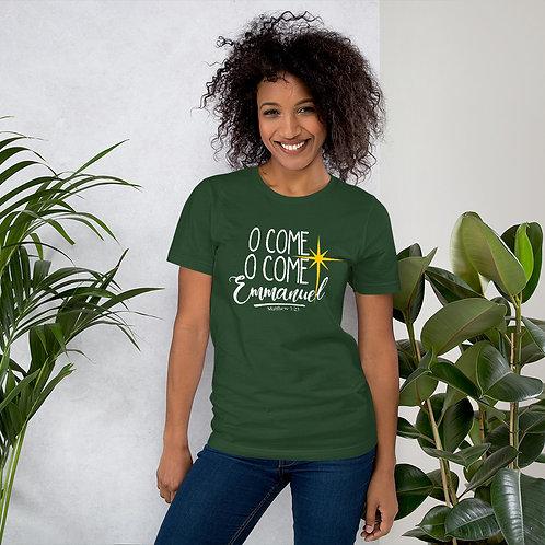 O Come Emmanuel T-Shirt