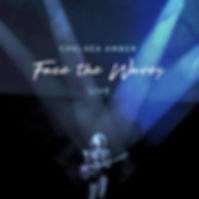 Face the Waves Live Album Cover Compress