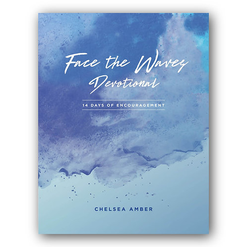Face the Waves Devotional E-Book
