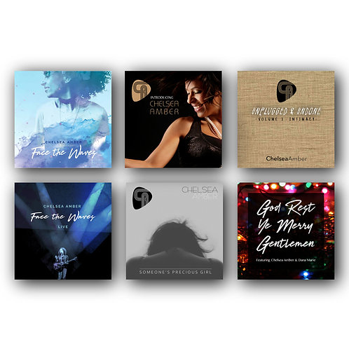 The Full Music Catalog! - Digital Bundle