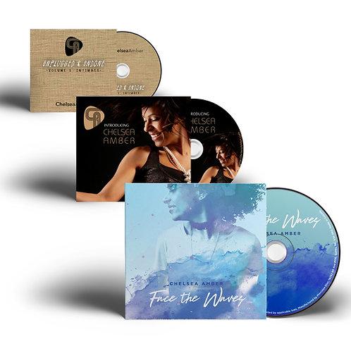 3 CD Combo