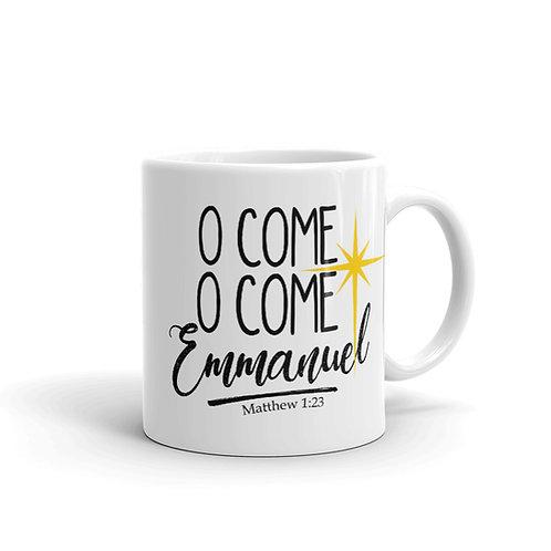 O Come Emmanuel Mug