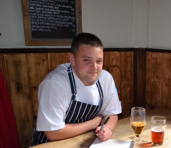 We are very pleased to announce that Adam Sear our fantastic Sous Chef here at The Fox is through to