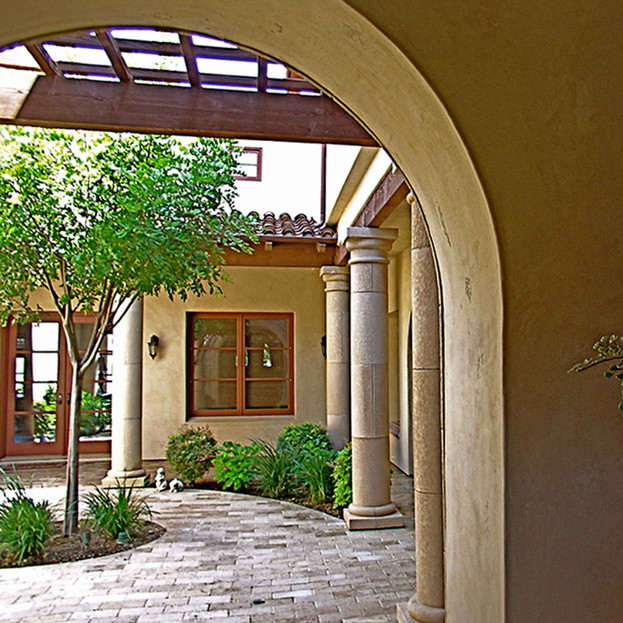 Country Tuscan House
