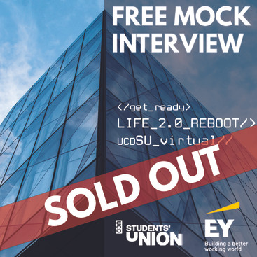 Mock Interviews with EY