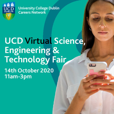 UCD Virtual Science, Engineering & Technology Fair