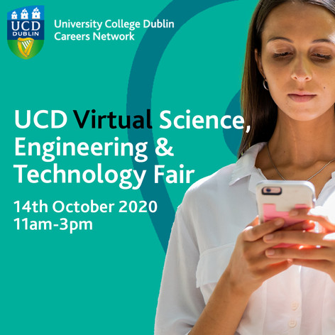 UCD Virtual Science, Engineering & Technology Fair