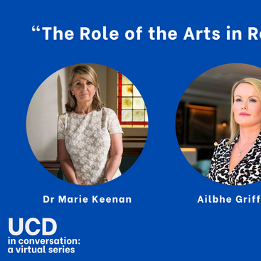 UCD in Conversation 3rd Sept 2020