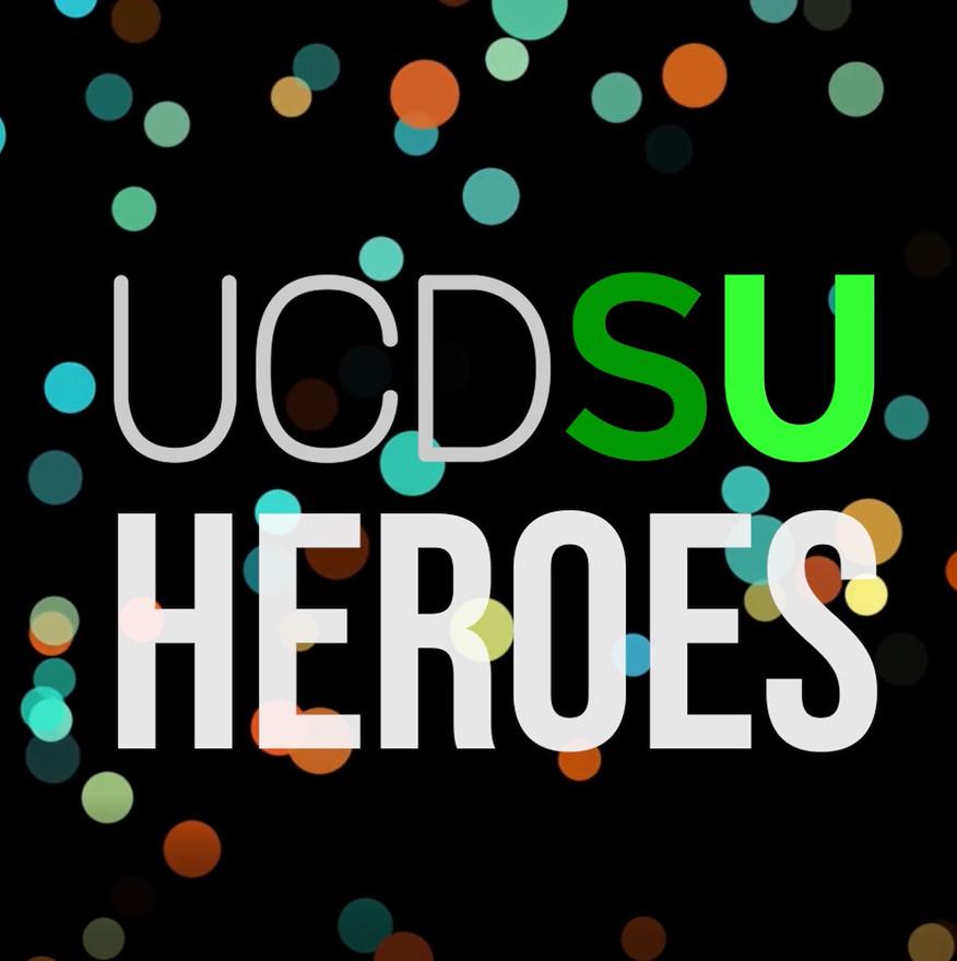 UCDSU Heroes