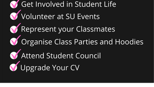 Run for Class Rep! Make the Union Yours