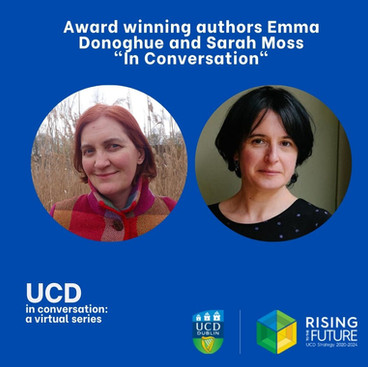 UCD in Conversation 24th Sept 2020