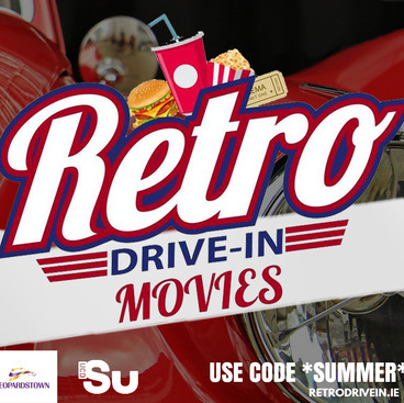 Retro Drive-In Movies Student Discount