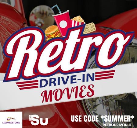 Retro Drive-In Movies