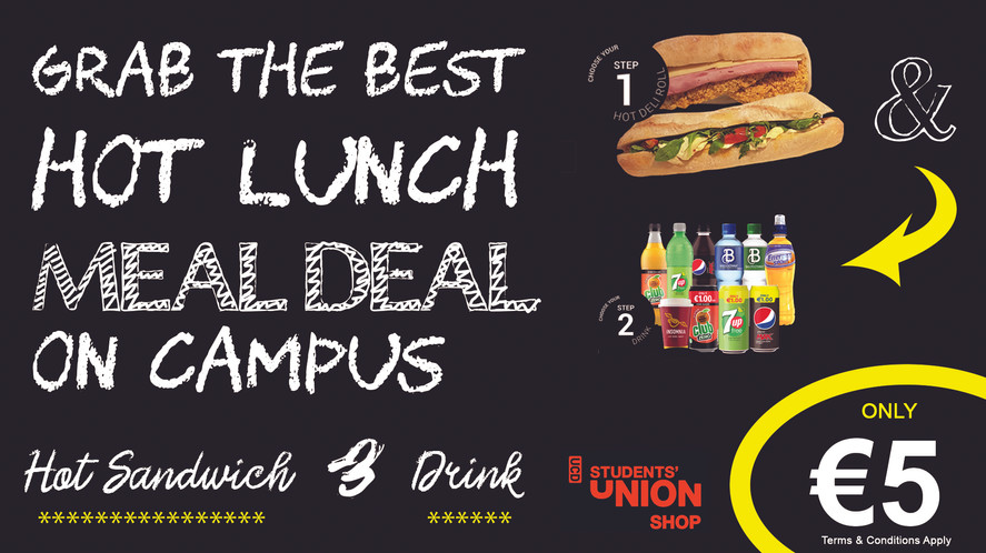 Hot Meal Deal