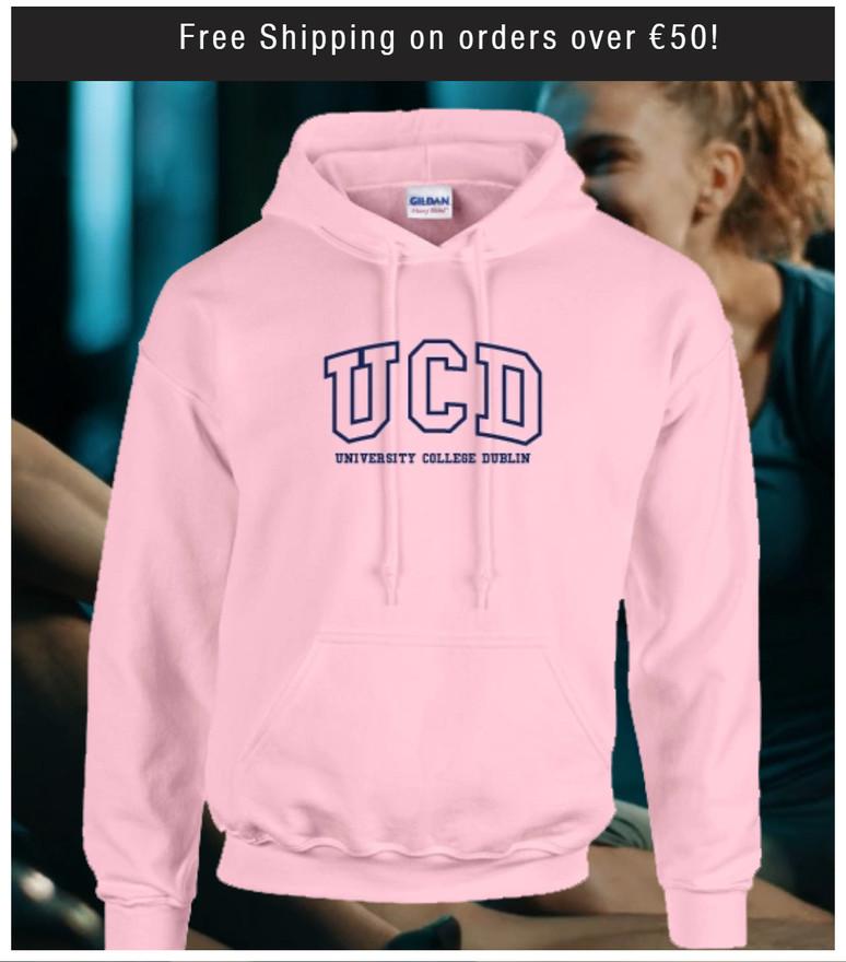UCD Hoodies