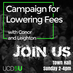 Lower Fees Campaign