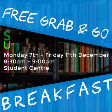 Free Breakfast for Week 12!
