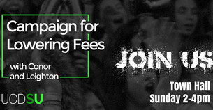 Town Hall: Campaigns for Lowering Fees