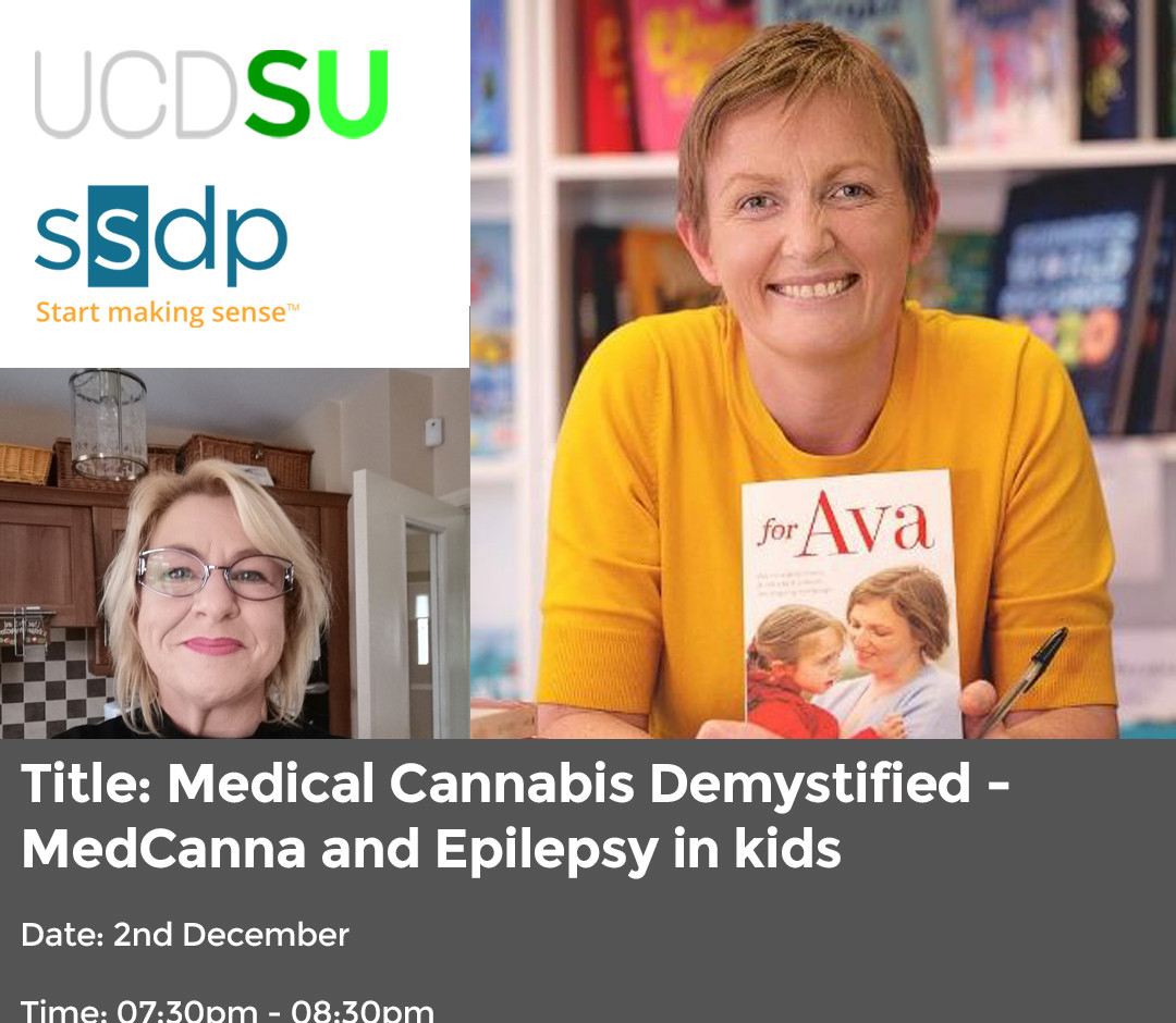 Medical Cannabis Demystified - MedCanna & Epilepsy in Kids Dec 2nd 2020
