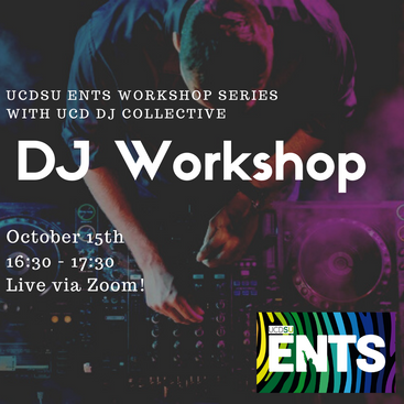 DJ Workshop Oct 15th 2020