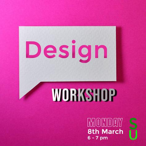 Exec Elections - Graphic Design Workshop