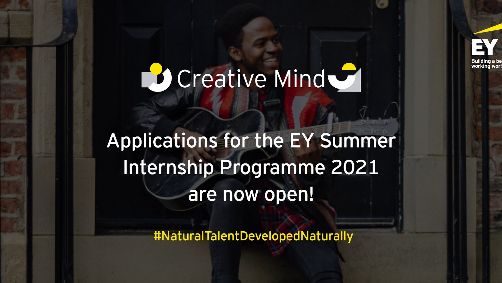 EY Summer Internship Programme 2021