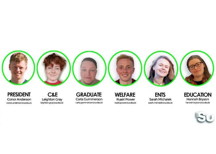 Meet your new Sabbatical Team 2020/21