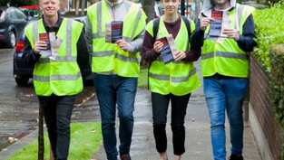 UCD STUDENTS' UNION LAUNCH CAMPAIGN TO PROMOTE RENT A ROOM SCHEME - GOT A SPARE ROOM?