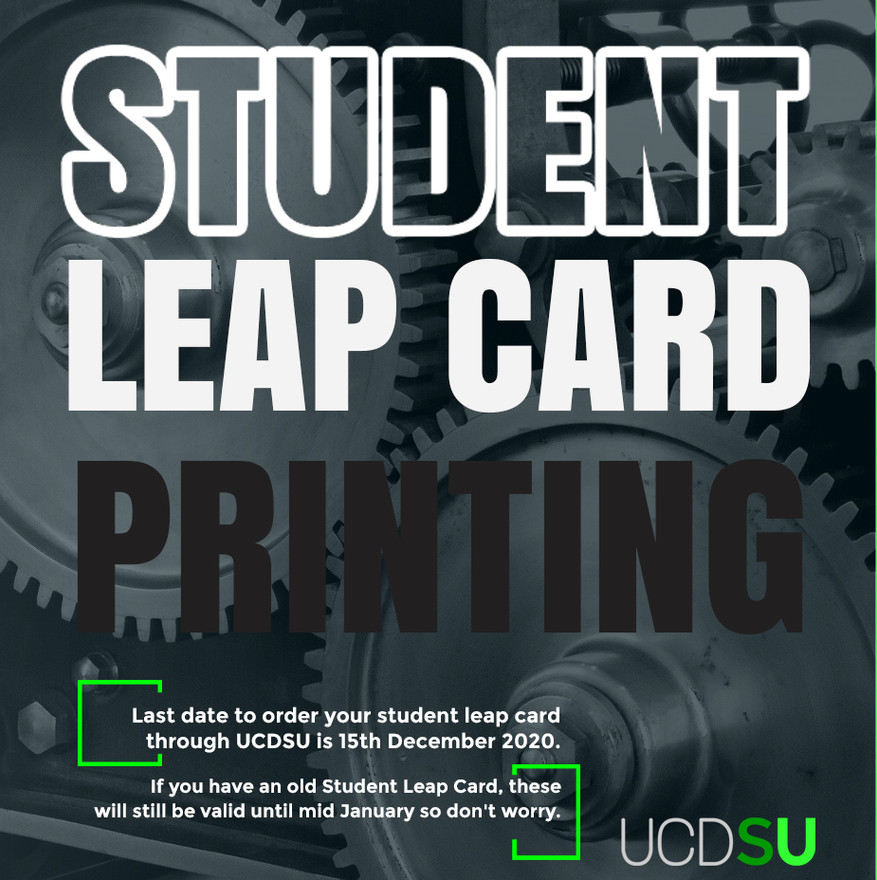 Student Leap Card Printing