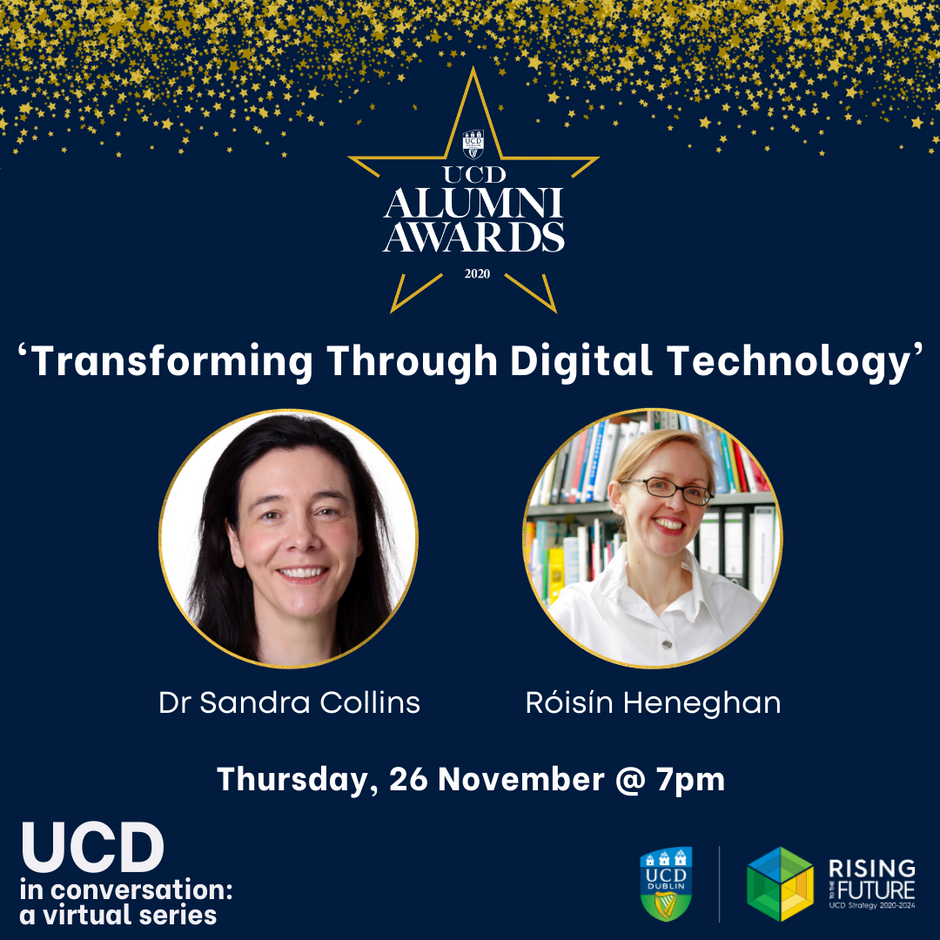 UCD in Conversation Nov 26th 2020