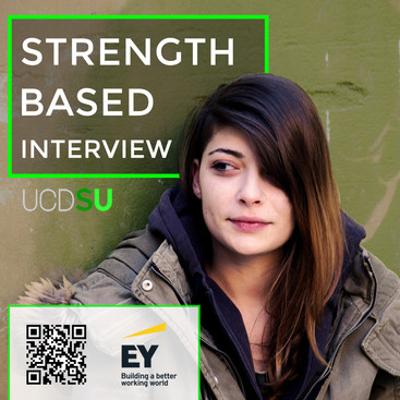 Preparing for a Strengths Based Interview with EY