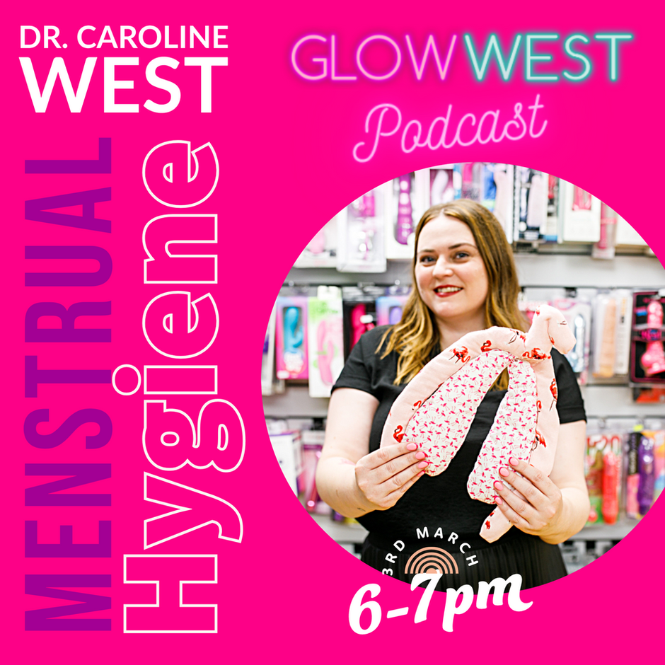 Menstrual Hygiene Workshop with Dr Caroline West - Period Poverty Awareness Week - March 3rd 2021