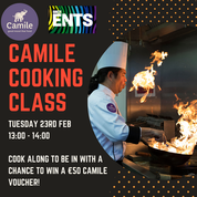 Camile Cooking Demo Feb 23rd 2021