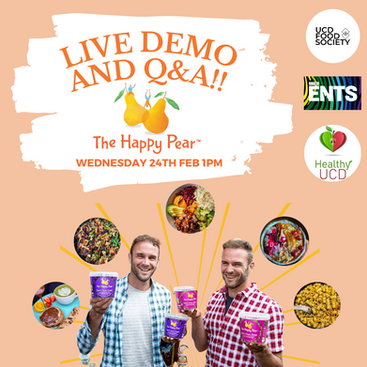 The Happy Pear Live Demo and Q&A - Feb 24th 2021
