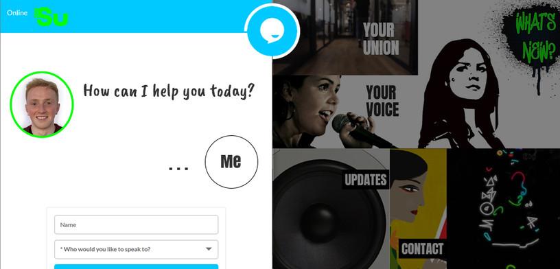SU Virtual Reception Launch