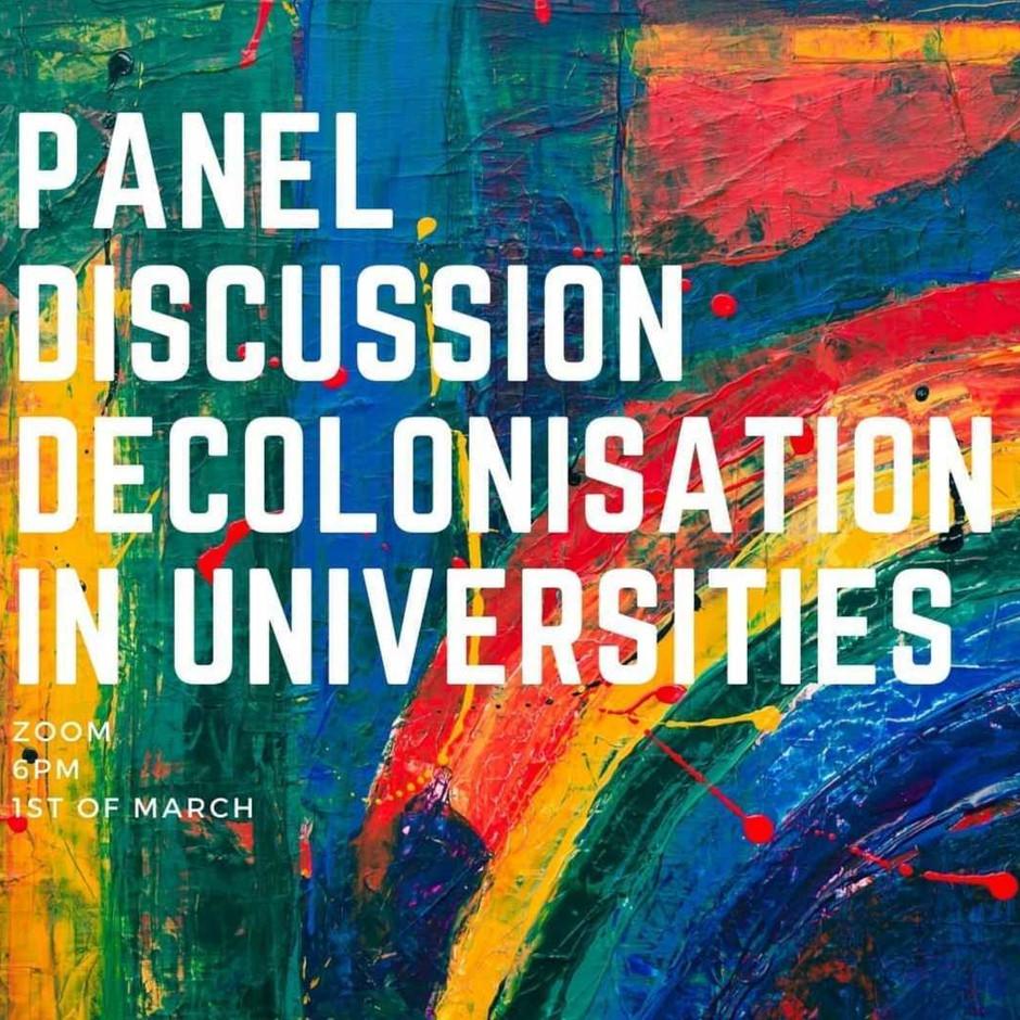 Decolonisation in Universities
